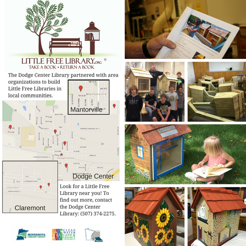 Little Free Library Outreach Project