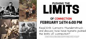 Pushing the Limits – Connection