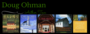 Author Visit: Doug Ohman